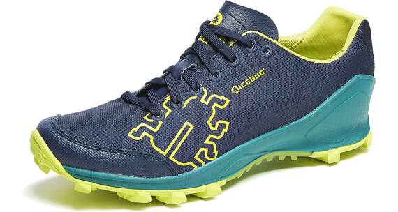 Icebug M's Zeal2 RB9X Shoes Eclipse/Deep Ocean